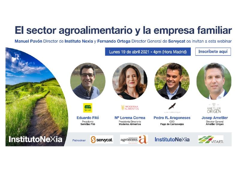 El sector agroalimentari i l'empresa familiar